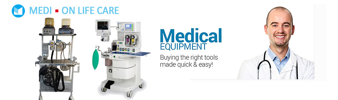Medi-On Life Care Equipments :: Sitemap - Anesthesia machine